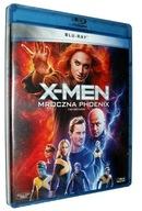 X-MEN: MROCZNA PHOENIX (BLU-RAY) Dubbing PL