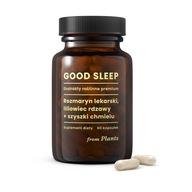 Suplement, sen, naturalna melatonina, from Plants