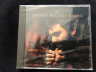 ANDREA BOCCELI płyta CD SOGNO