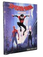 DVD - SPIDER-MAN UNIWERSUM (2018) - folia, dubbing