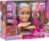 Barbie Głowa do stylizacji Deluxe 63575