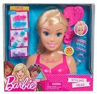 Barbie GŁOWA DO CZESANIA fryzjer Fasionistas