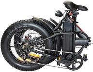 Rower Elektryczny GREENWOLKE Składany Pro Składak