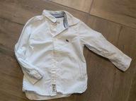 Biała koszula H&M r. 98