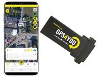 LOKALIZATOR GPS WODOODPORNY do SAMOCHODU MOTOCYKLA
