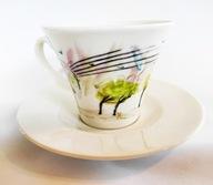 Filiżanka ręcznie malowana CHOPIN CAFE 220 ml