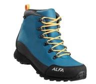 ALFA VANG Gore Tex buty trekkingowe j Nowe 42 / 8