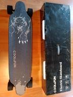 Elektryczny longboard cool&fun