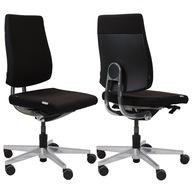 Fotel biurowy obrotowy niemiecki Sedus CZARNY