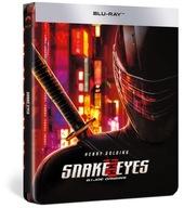 SNAKE EYES: GENEZA G.I. JOE (STEELBOOK) (BLU-RAY)