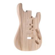 wymiana korpusu gitary