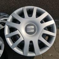 15'' 5x100 6J/et38 Seat Ibiza Cordoba Leon Toledo