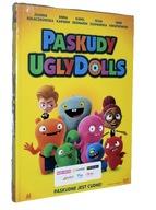 DVD - PASKUDY - UGLYDOLLS (2019) - folia, dubbing