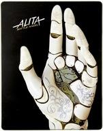 ALITA: BATTLE ANGEL (STEELBOOK) [BLU-RAY]