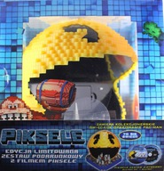 PIKSELE (3D) PACKMAN CITY SCAPE BLU-RAY 3D+BLU-RAY