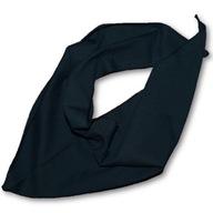 Trójkątna chusta cienka apaszka bandamka chustka