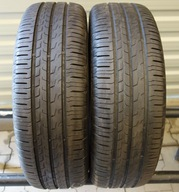 2x 195/65R15 CONTINENTAL ECOCONTACT6 6mm 20r (F59)