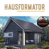 Całoroczny Dom Modułowy KR35 HAUSFORMATOR