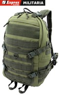 Plecak Camo Operation Zielony 35 litrów pojemności