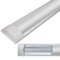 NATYNKOWA LAMPA LED 120cm DO GARAŻU / NIEMRUGAJĄCA