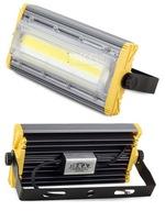 LAMPA OGRODOWA LED HALOGEN ZEWNĘTRZNA 50W 6500LM