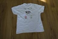 Koszulka T-shirt WiFe Calling rozmiar M