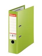 Segregator Esselte VIVIDA PLUS A4/80 No.1 zielony