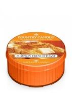 Daylight świeczka Pumpkin French Toast Country Can