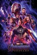 Avengers Endgame Journey's End - plakat 61x91,5 cm