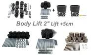 "Body Lift 2"" Lift +50mm Różne Modele 4x4"