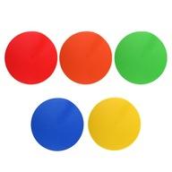 5 Sportowe znaczniki punktowe Płaskie szyszki do