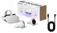 Oculus Quest 2 128GB GOGLE VR Okulary + KABEL LINK