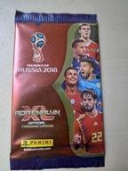 Panini FIFA World Russia 2018 Saszetka !!!!!