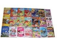 PC CD - Zestaw 21 gier dla dzieci - Casper, Adibu