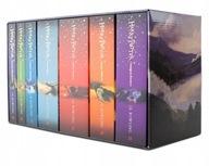 Harry Potter siedmiopak Duddle Książka Rowling