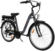 Rower Elektryczny Miejski 26 GREENWOLKE 10Ah 250W