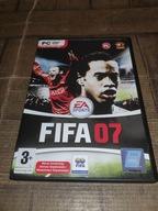 FIFA 07 PREMIEROWA POLSKI KOMENTARZ HOLOGRAM PC 17