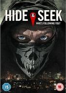 HIDE and SEEK Thriller Film DVD anglojęzyczny