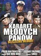 Kabaret Młodych Panów Bezczelnie młodzi NAV036 DVD