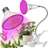 Lampa Panel do Wzrostu Uprawy Roślin 200 LED E27