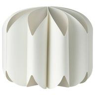 IKEA MOJNA Klosz lampy wiszącej, biały 47 cm