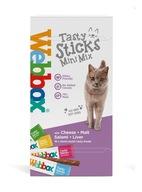 WEBBOX Kiełbaski dla kota 16 szt Przysmak dla kota