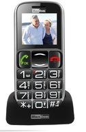 MAXCOM MM461BB TELEFON DLA SENIORA Babci Dziadka