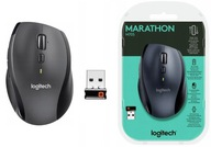 Mysz Logitech Marathon M705 Bezprzewodowa Laserowa
