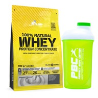 OLIMP 100% WHEY PROTEIN CONCENTRATE 700g NATURAL