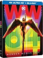 WONDER WOMAN 1984 (2BD 4K) STEELBOOK