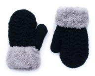 Rękawiczki Zimowe Dziecięce Ocieplane dla Dzieci