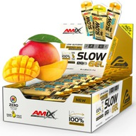 Żele Energetyczne dla sportowców - AMIX SLOW GEL