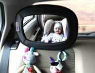 Lusterko Małego Podróżnika z uchwytami na zabawki