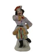 Figurka Polonika Krakowiak XIX wiek Antyk